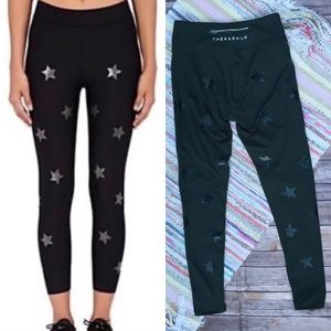 Jessica Simpson The Warmup Star Legging Workout